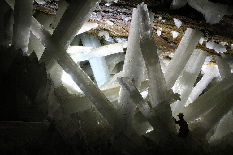 Пещера Кристаллов, Найка, Мексика