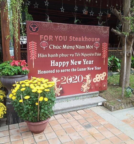 Как отмечается Новый год во Вьетнаме?