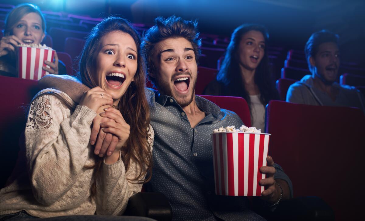 Синий, оранжевый, розовый... Как мы выбираем фильмы?