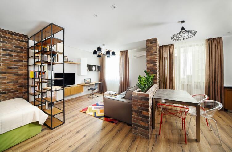 Для кого подходит квартира-студия?