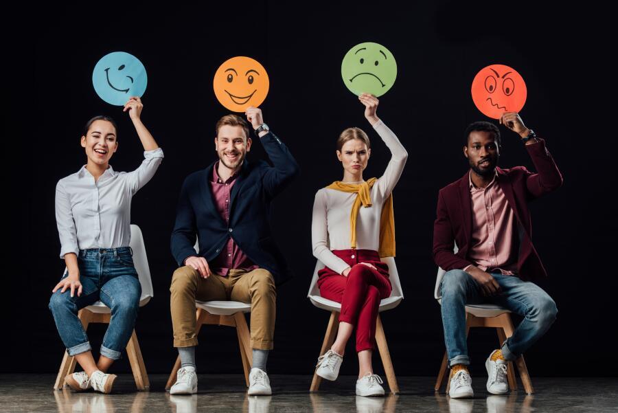 Как воспользоваться Эмоциональной шкалой? Часть 1. Определения