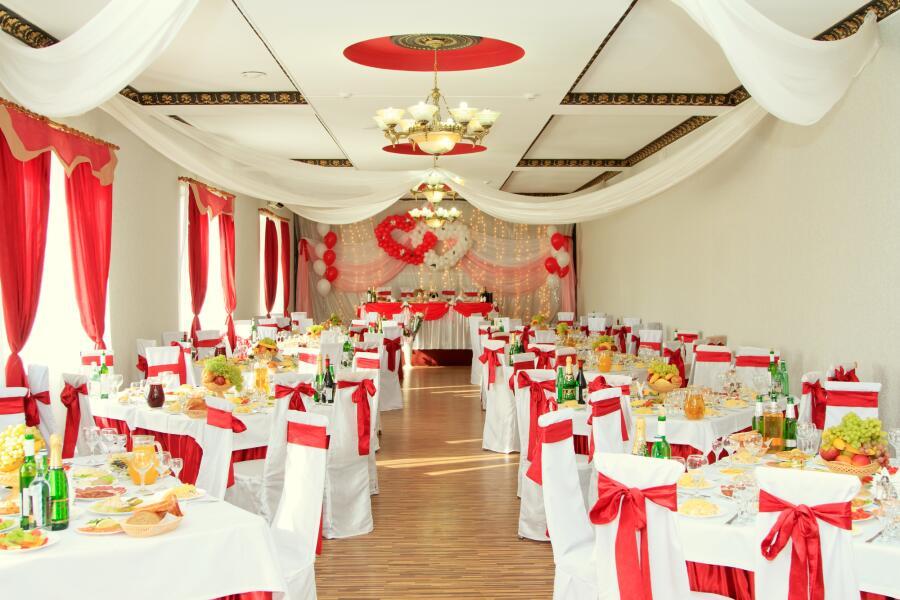Особенности организации свадебного торжества в ресторане