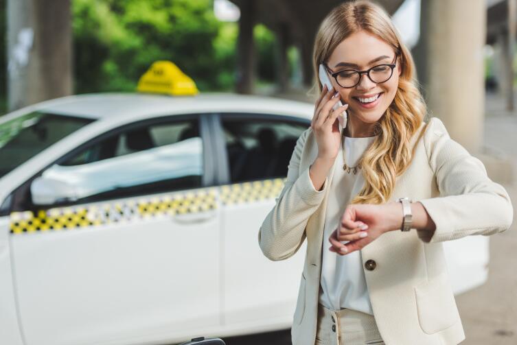 Когда вы вызываете такси, то ожидаете услышать вежливое обращение в ответ