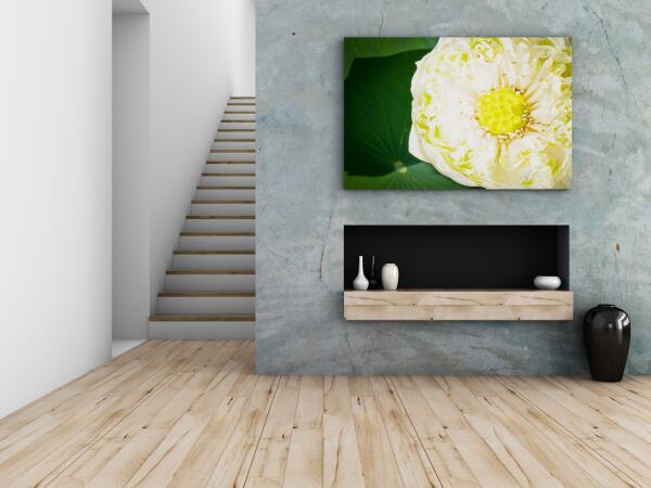 Печать на холсте – интересный способ декорирования помещения