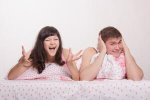 Как избежать скандалов в семье?