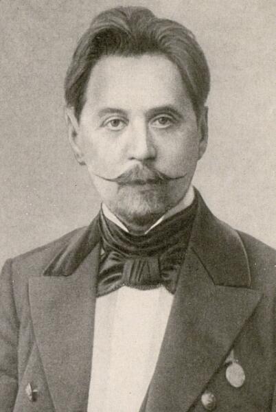 Иннокентий Анненский, 1900-е гг.