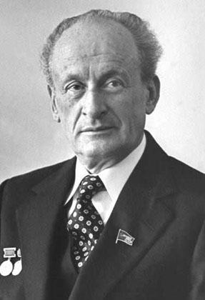 Михаил Васильевич Посохин
