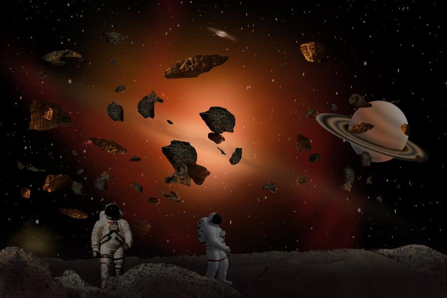 Синдром Кесслера: куда девать космический мусор?
