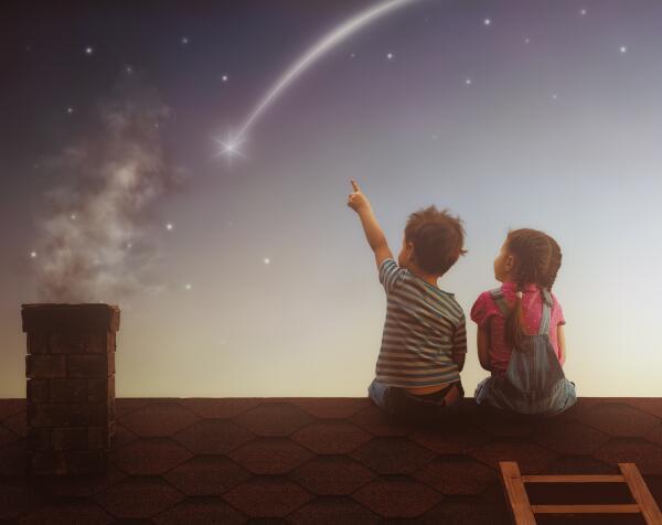 Зачем падают звёзды и падают ли они вообще?