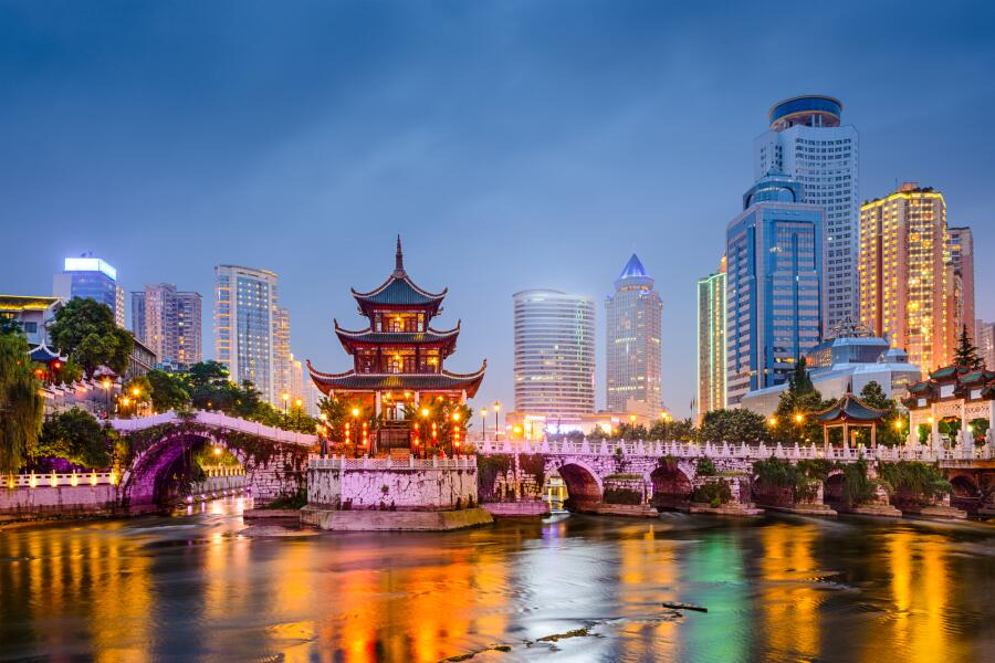 Почему Китай называют Поднебесной?