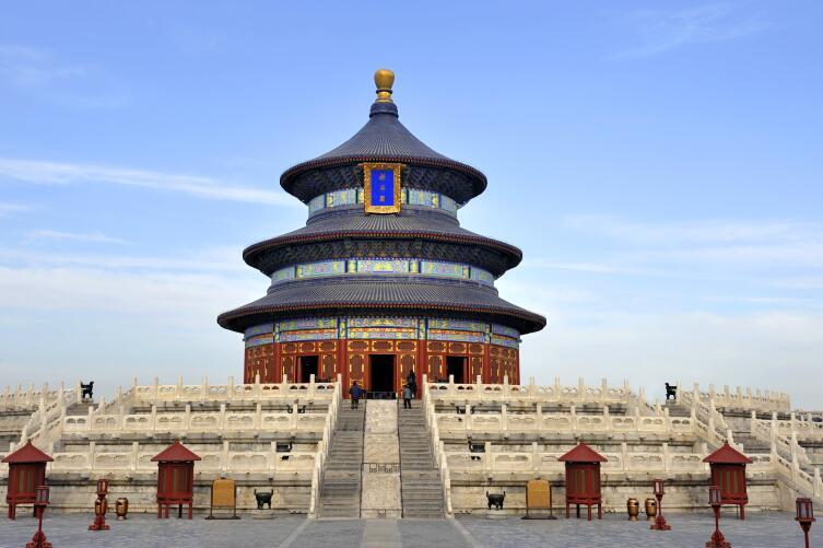 Храм Небес в Пекине