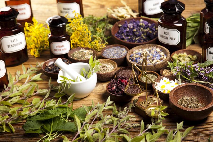Как правильно использовать лекарственные травы?