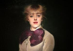 Кем были женщины, запечатленные на известных полотнах великих художников? Часть 1