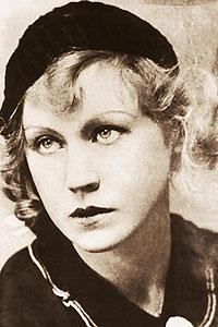 Поэтесса Ирина Одоевцева