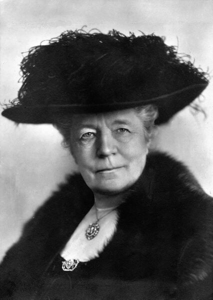 Сельма Лагерлёф, 1928 г.