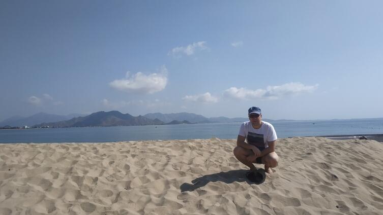 Пляж Фанранг