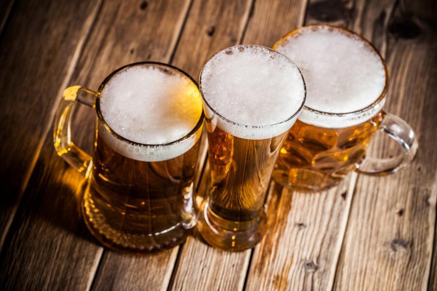 Как появилось пиво?