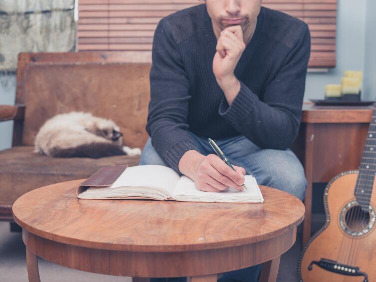 Не бойтесь записывать неудачные строчки - доработаете их потом
