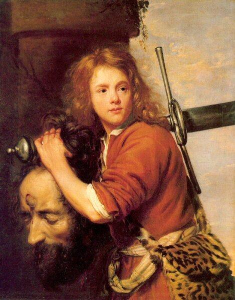Якоб ван Ост Старший, «Смелость»