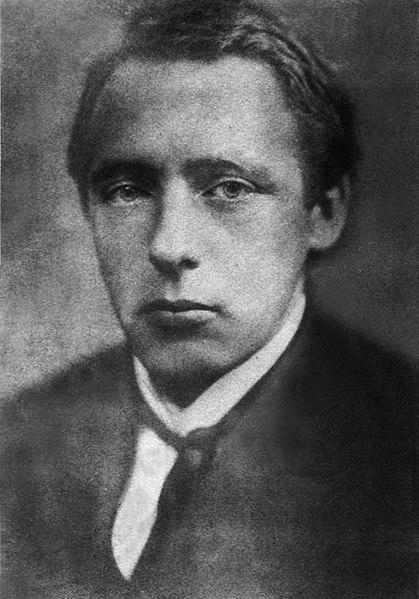 Велимир Хлебников, 1913 г.