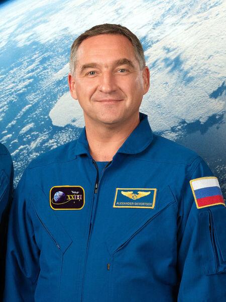 Александр Александрович Скворцов