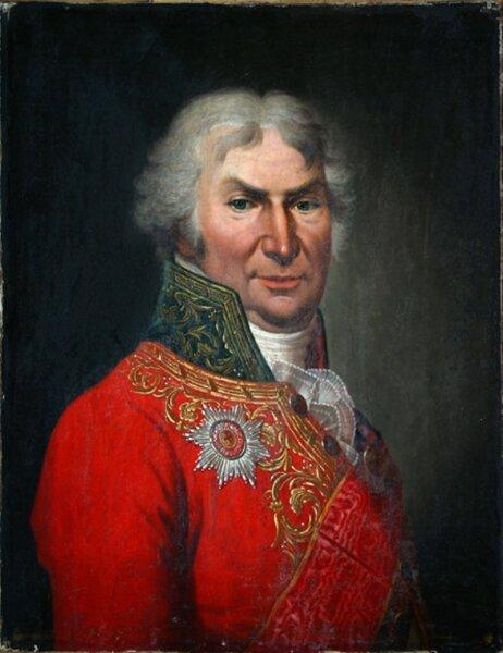 Дмитрий Иванович Хвостов