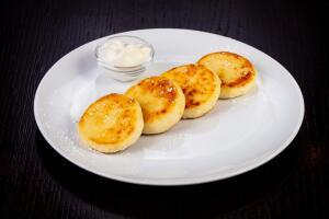 Как приготовить идеальные сырники?