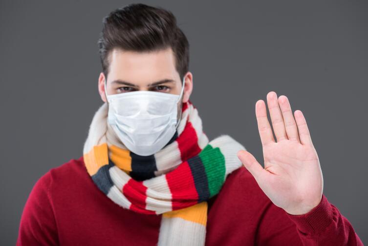 Как изобрели медицинскую маску?