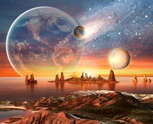 О чем пишут фантасты? Клиффорд Саймак «Кольцо вокруг Солнца»