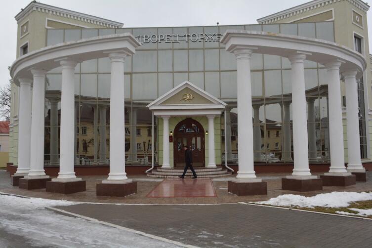 Центр Острогожска. Январь 2020 г.