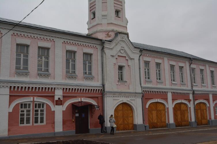 Краеведческий музей Острогожска. Январь 2020 г.