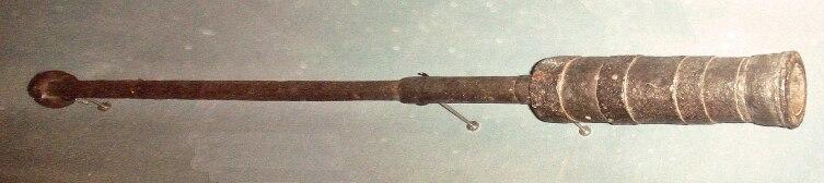 Ручница конца XIV в. Музей Армии (Париж)