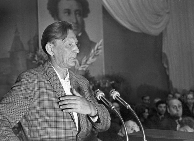 Михаил Александрович Дудин