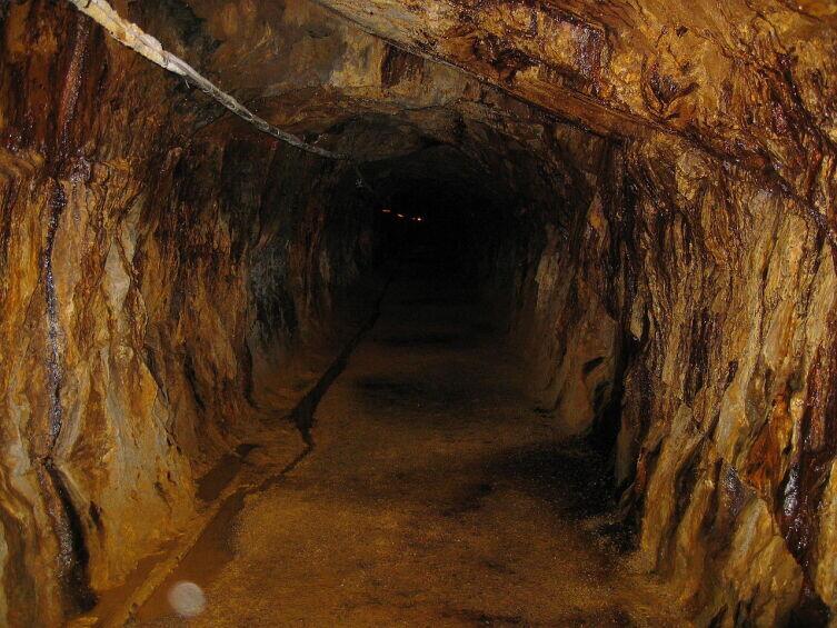 Фалунский медный рудник