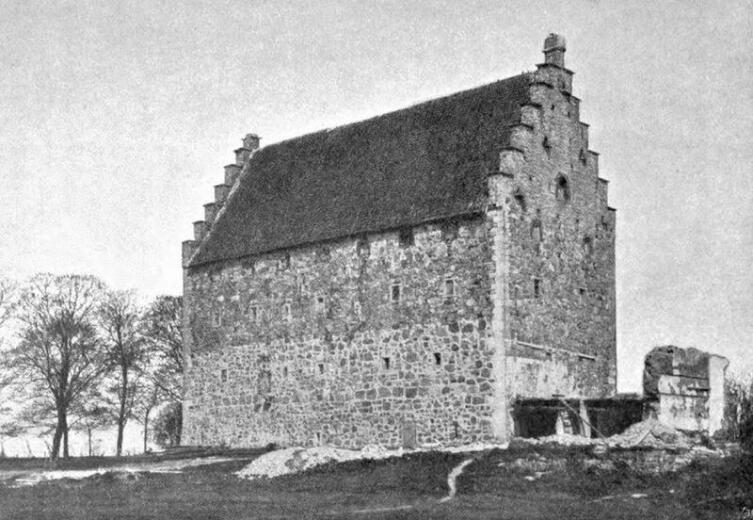 Реальный замок Глимменгхеус