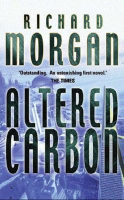 Обложка книги «Altered Carbon»