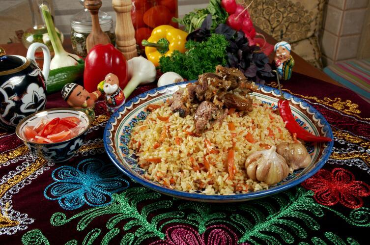 Узбекский плов. Как его готовить?