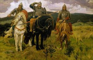 Как европейское искусство повлияло на самобытный дух живописи В. Васнецова?