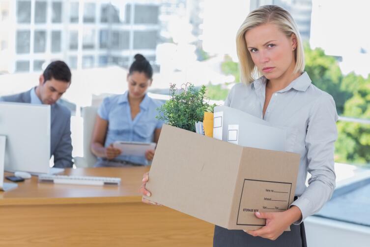 Что делать, если вас уволили?