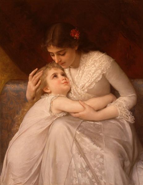 Эмиль Мюнье, «Прощение мамы»