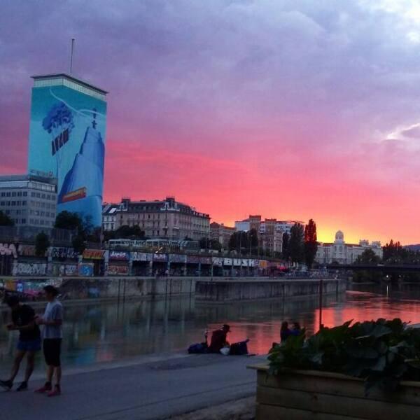 Где прогуляться в Вене вечером?