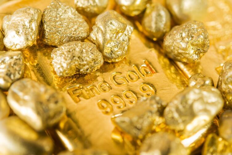 Какая бактерия производит чистое золото?