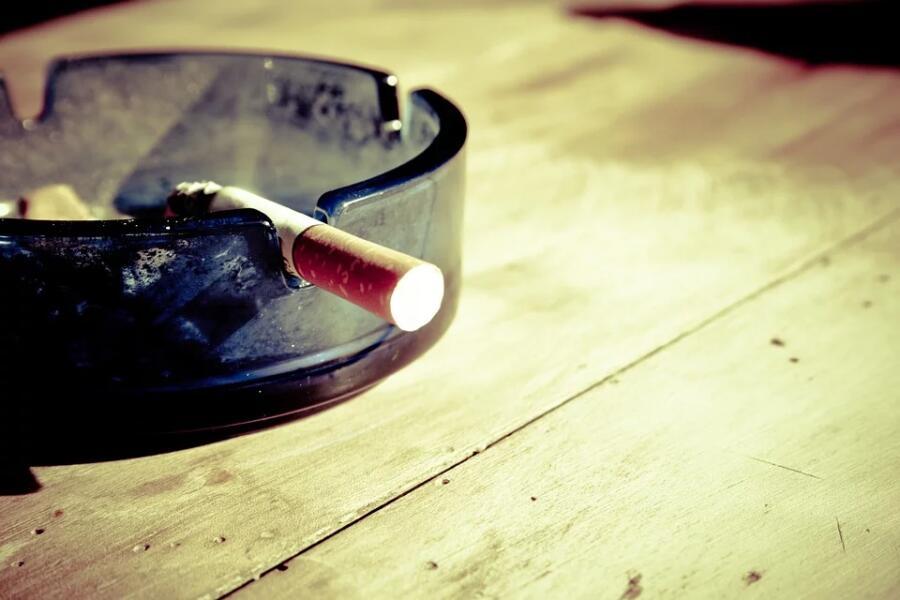 Как я бросил курить?