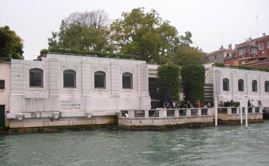 Коллекция Пегги Гуггенхайм в Венеции