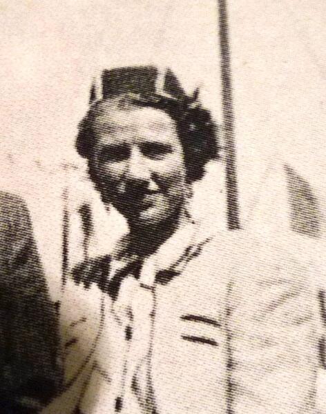 Пегги Гуггенхайм, Марсель, 1937 г.