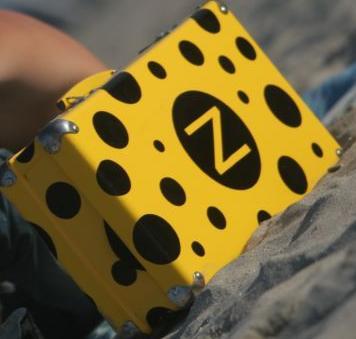 Жёлтый чемодан — символ фестиваля