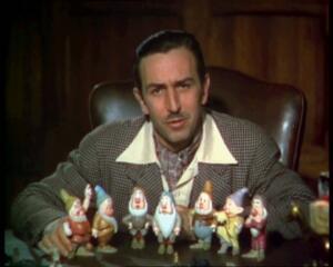 Какой прием придумал Уолт Дисней для ускорения создания мультфильмов?