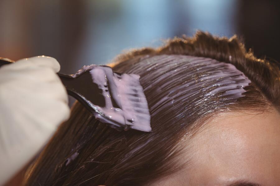 Краски для волос без аммиака: полный гид