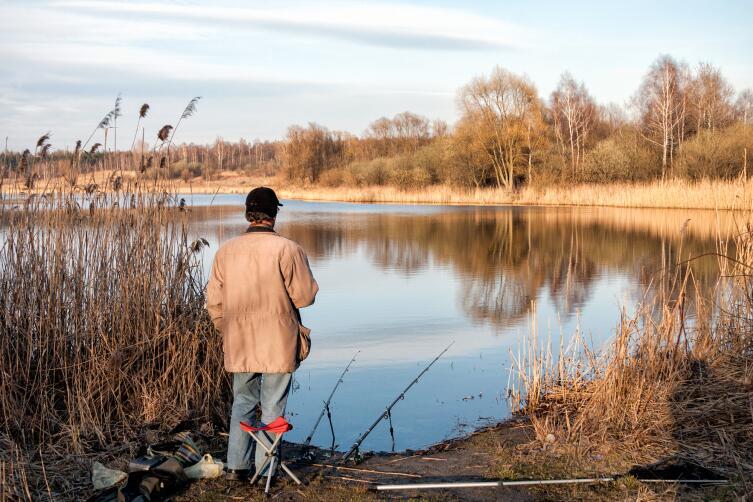 Что делать рыболову в межсезонье?