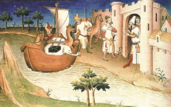 Как путешественник Марко Поло способствовал созданию мировой торговой валюты?